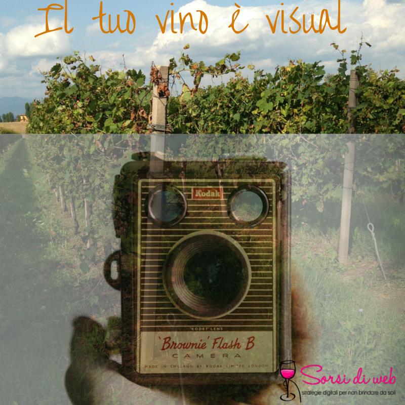 Il tuo vino è visual