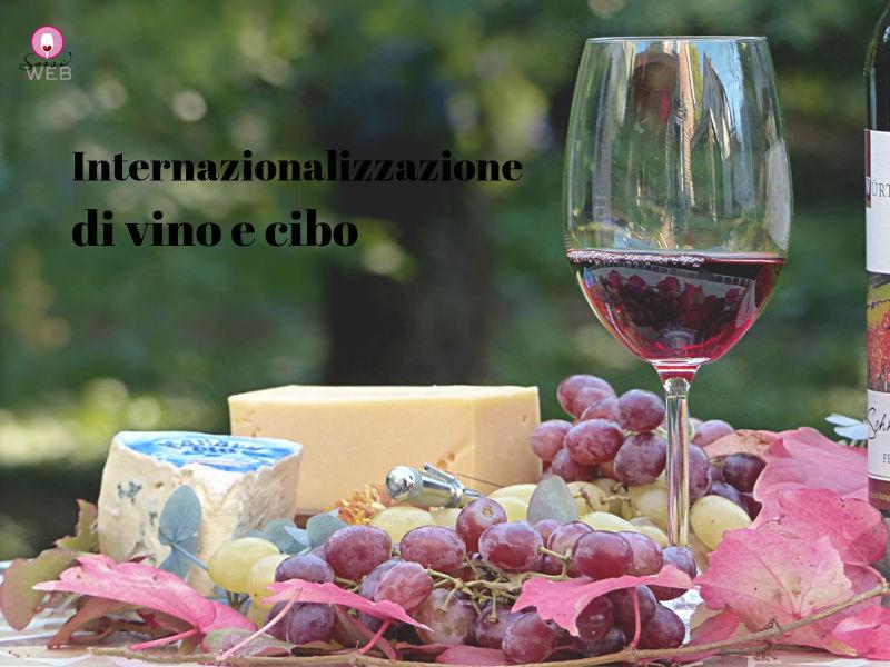 Internazionalizzazione digitale di vino e cibo