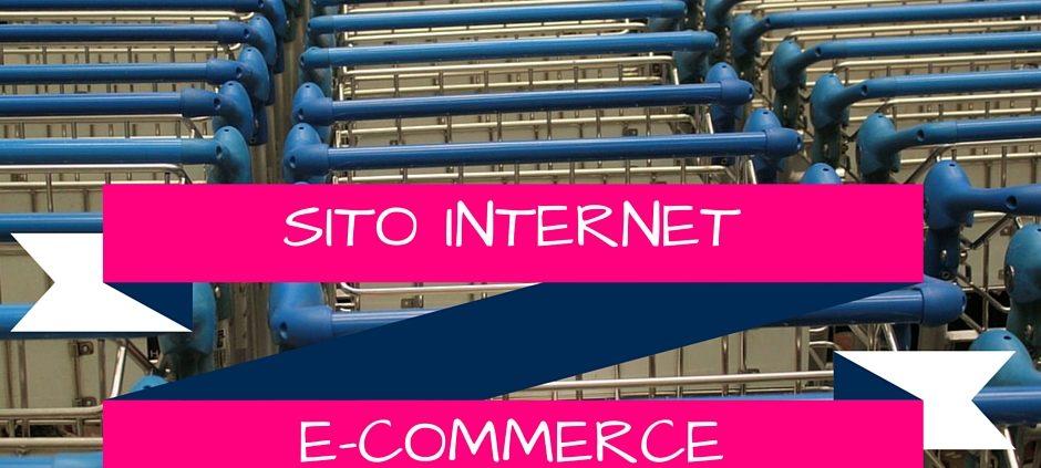 sito & e-commerce