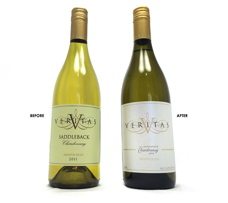 Brand refreshing Veritas