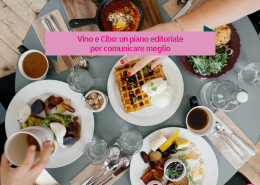 Vino Cibo Piano Editoriale