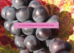 Storytelling nel mondo del vino