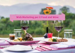 Web marketing per il Food and Wine