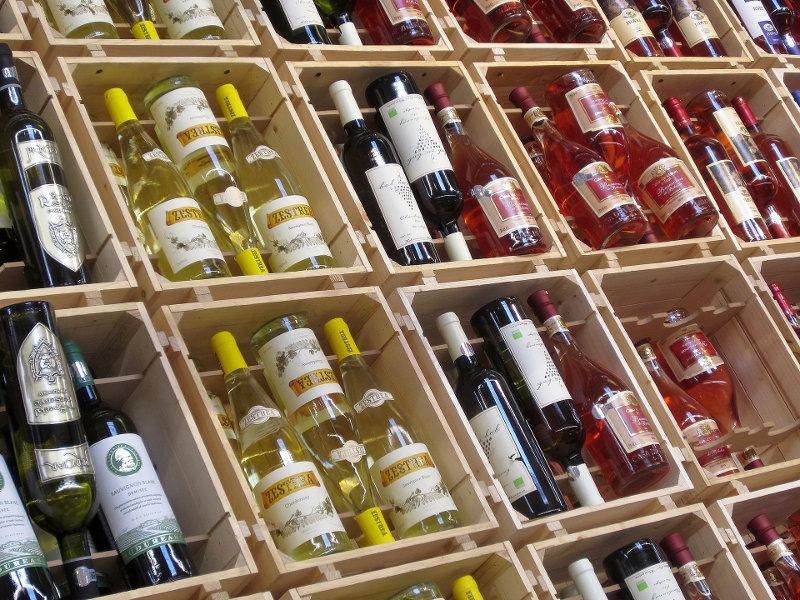 Storytelling del vino brand Identity