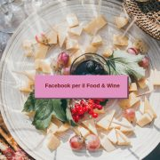 Facebook per il Food and beverage