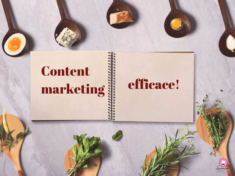 Content marketing efficace Sorsi di web