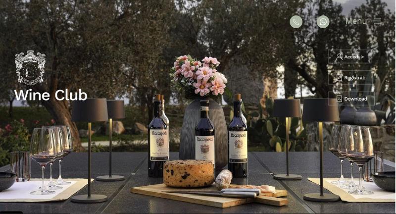 Wine Club di Roccapesta Sorsi di Web