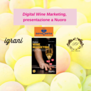 Digital Wine Marketing presentazione a Nuoro