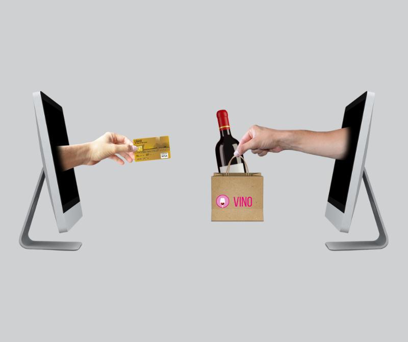 Ecommerce di vino